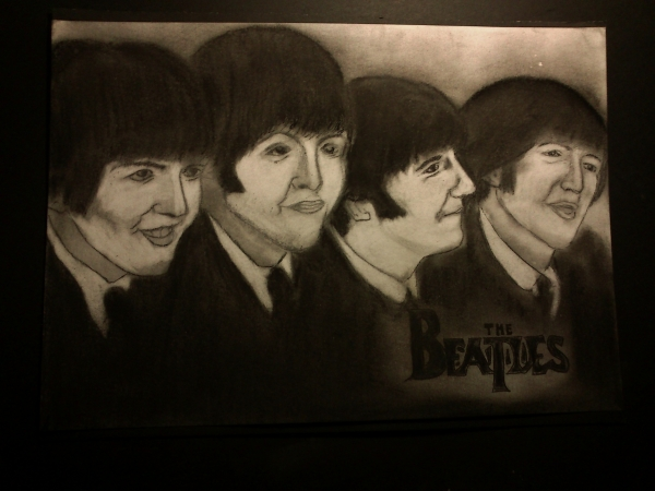 The Beatles by asyikin